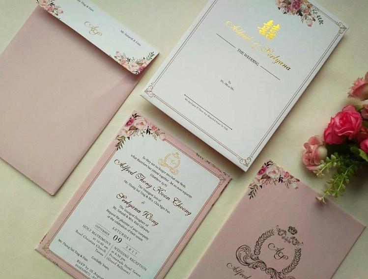 13 Contoh Undangan Pernikahan Terbaik Beserta Isinya