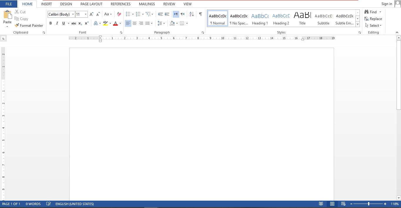 cara membuat frame undangan dengan ms words